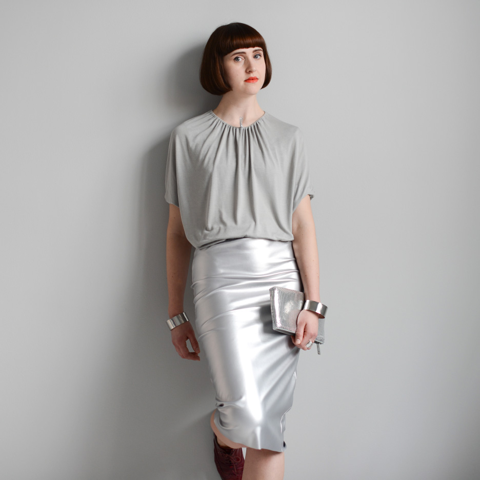 The Makers Atelier - The Ultimate Pencil Skirt