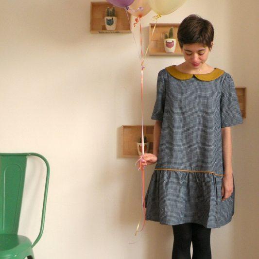 The Marshmallow dress by Cocowawa