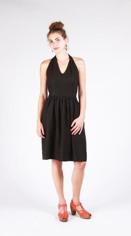 Sew House Seven The Rose City Halter Dress