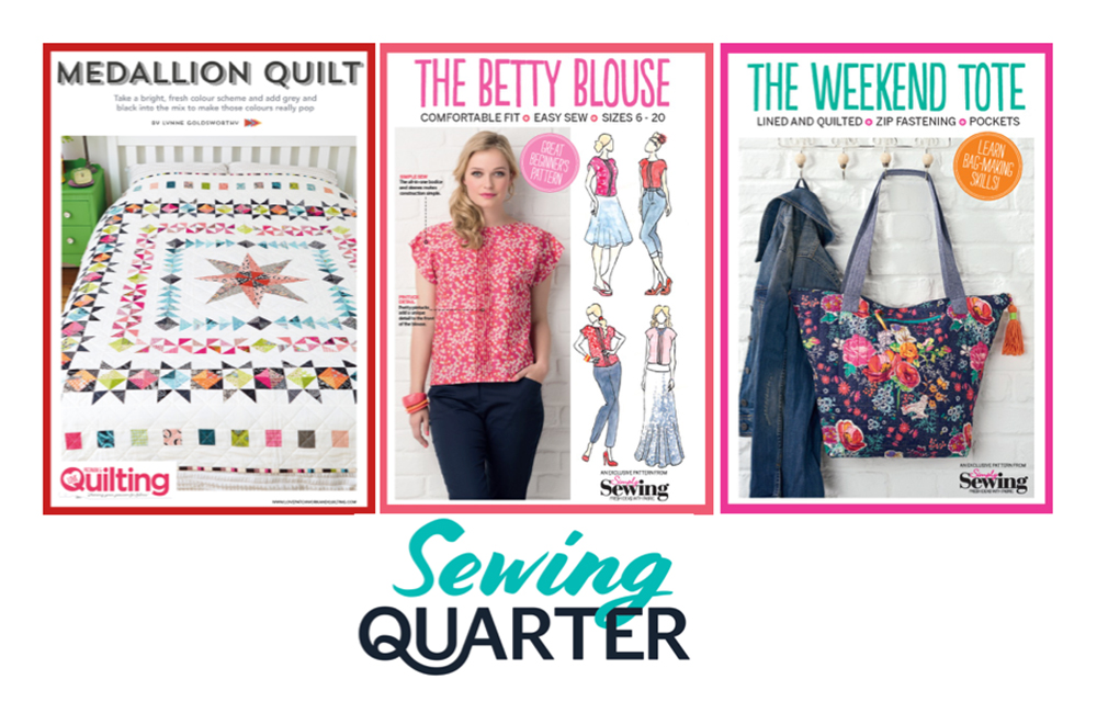 Sewing Quarter TV channel