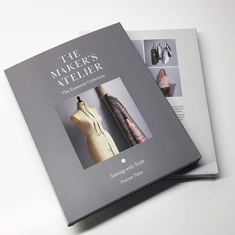The Makers Atelier book