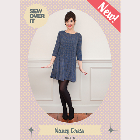 Sew Over It Nancy Dress