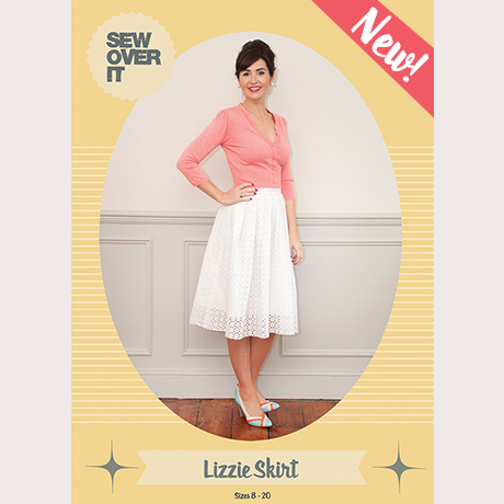 Sew Over It - Lizzie Skirt