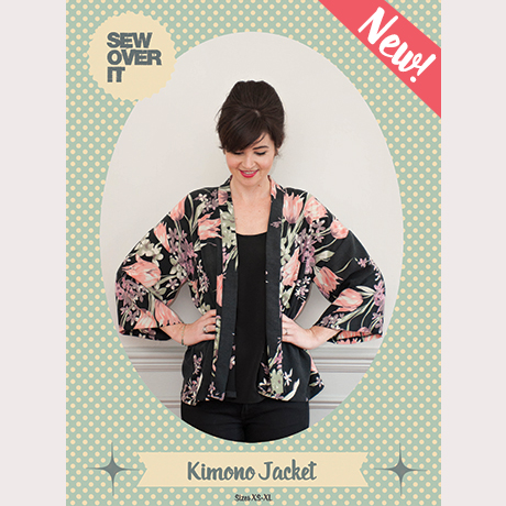 Sew Over It - Kimono Jacket