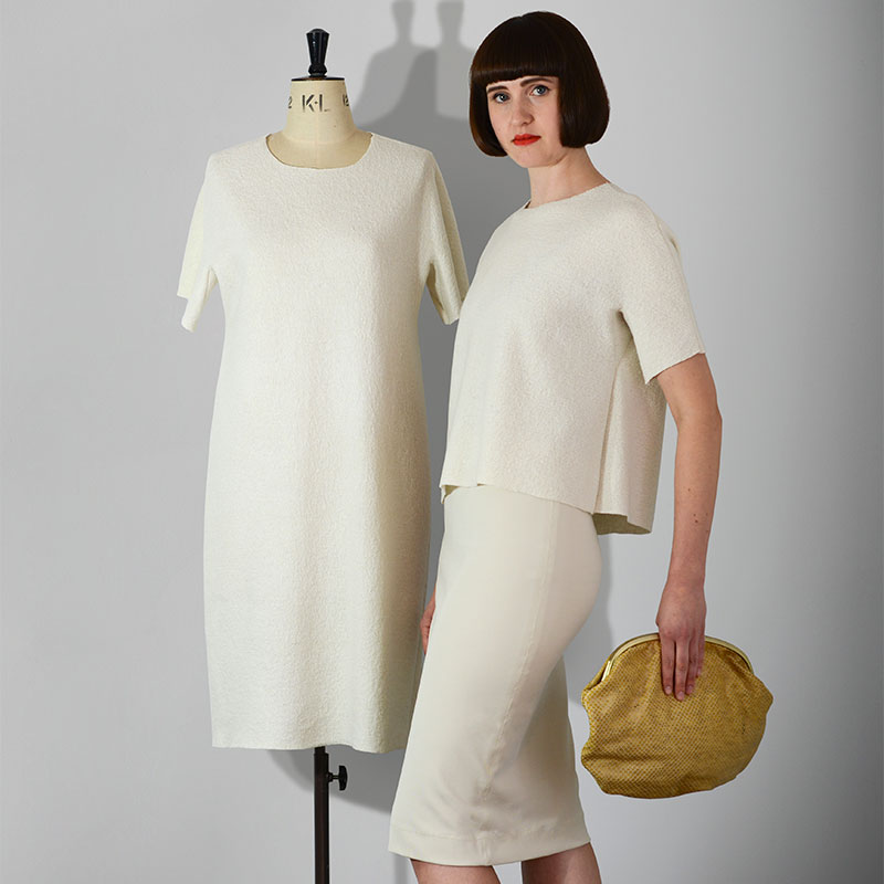 The Makers AtelierShell Dress -