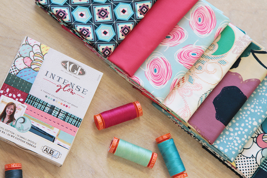 Aurifil thread collections