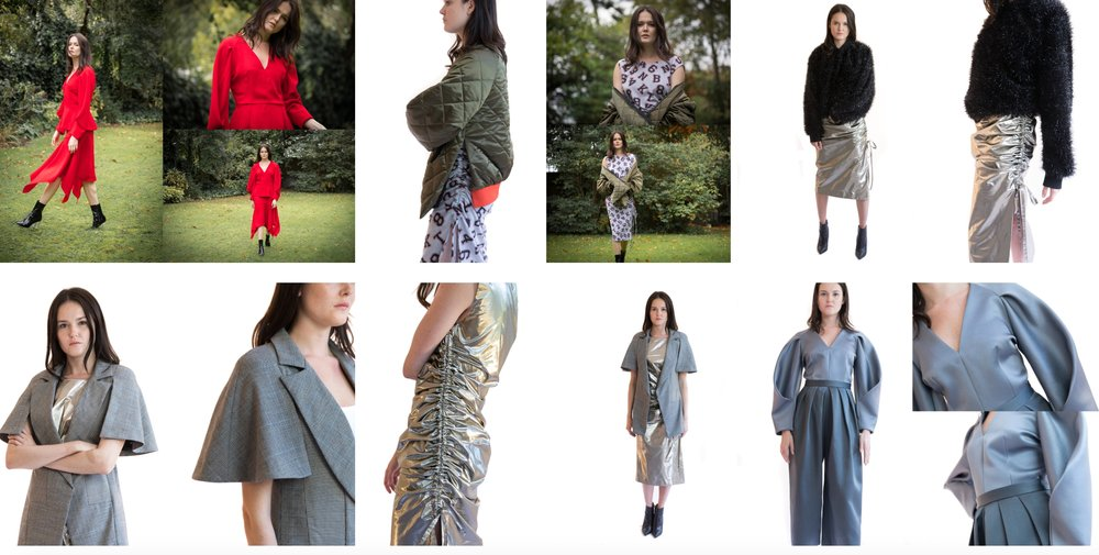 autumn winter edittrend patterns - If you are looking for some patterns to test your dressmaking skills take a look at the wonderful new pattern collection from Trend Patterns. The collection features a wide array of patterns from dresses to jackets so were sure you'll find something to make! These patterns are full of fascinating shapes, cuts and detaling that is sure to turn heads.