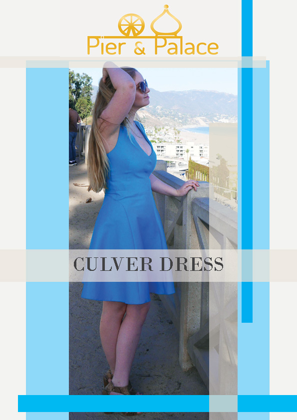 Culver Dress from Pier & Palace