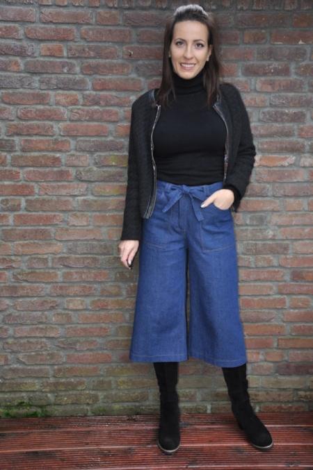 Tanner culottes  - Designer Stitch