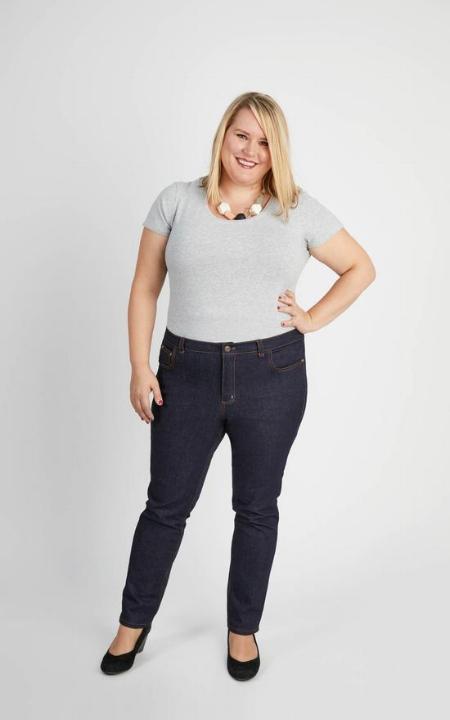 Ames jeans - Cashmerette