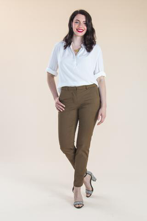 Sasha trousers - Closet Case Patterns