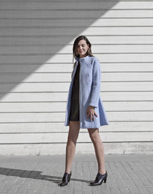 Hemsifèric coat  - Pauline Alice