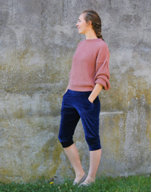 Ruby joggers  - Paprika Patterns