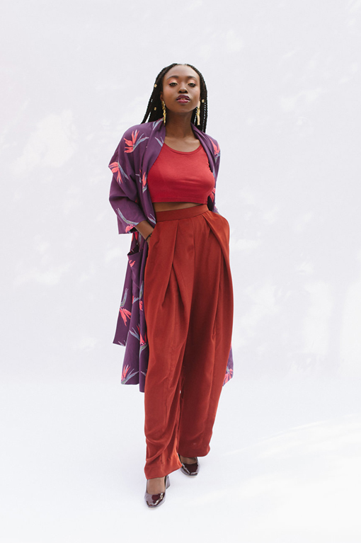 Esther trousers - Arima Collection from Victory Patterns