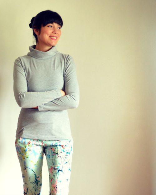 Tessa sweater  - DG Patterns