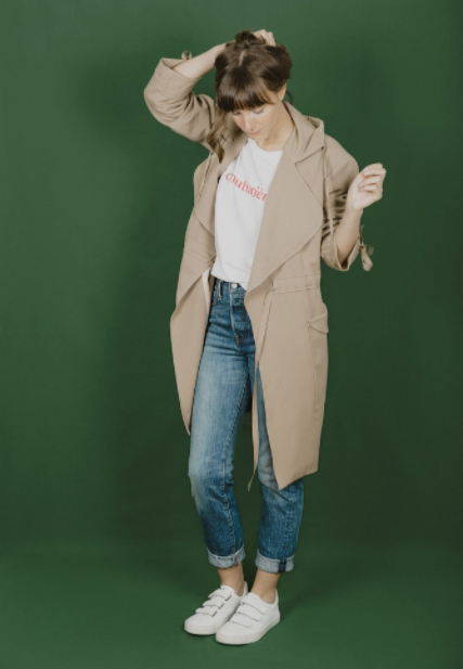 Jack trench coat - Ready to Sew