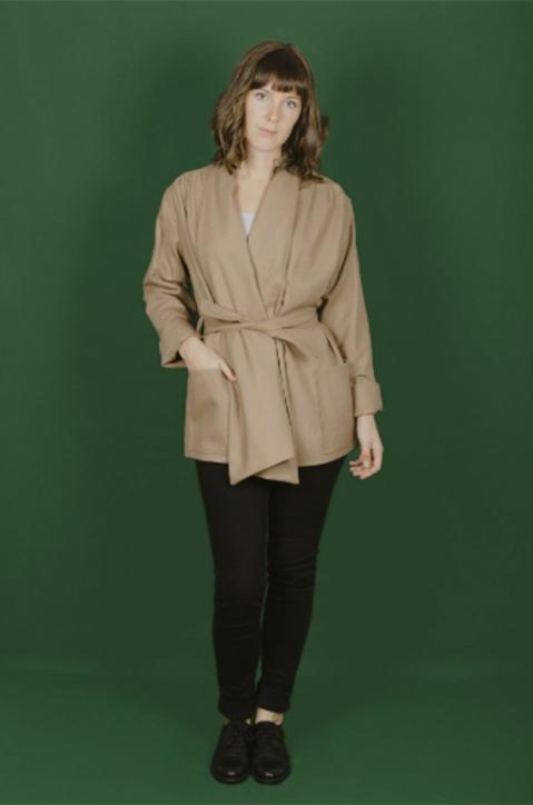 Jasper swing jacket - Ready to Sew