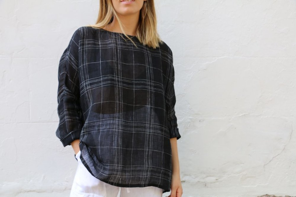 Athina top from Tessuti
