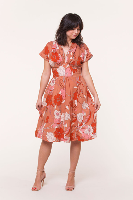 myrna dress by Colette