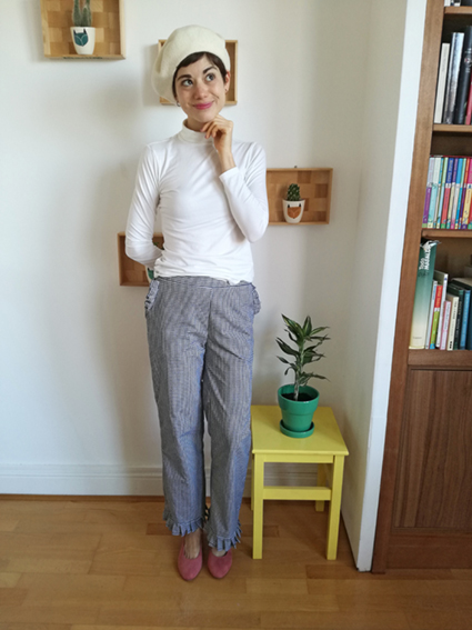 Cinnamon Trousers from CocoWawa