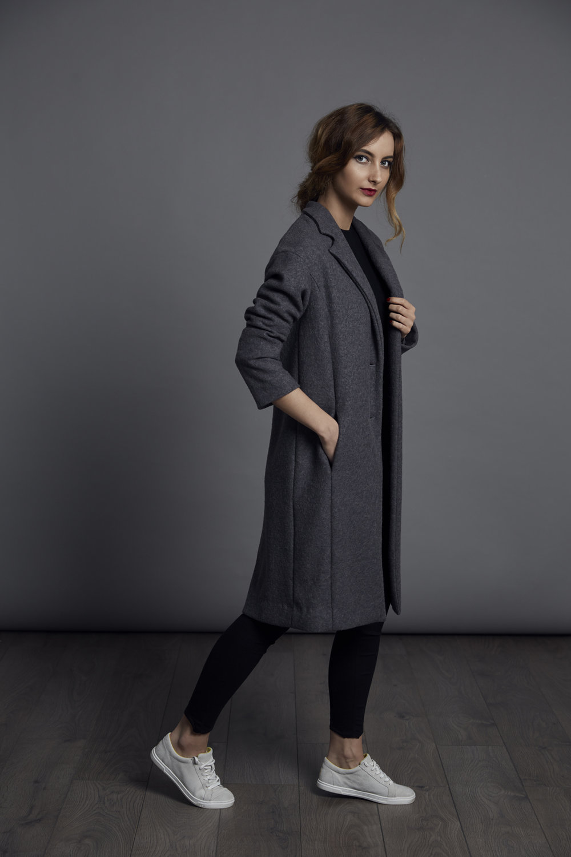 The Coat by The Avid Seamstress