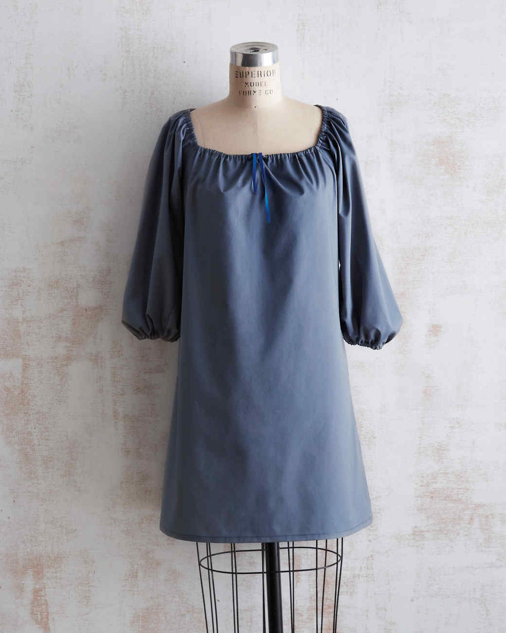 Tunic blouse & dress Martha Stewart