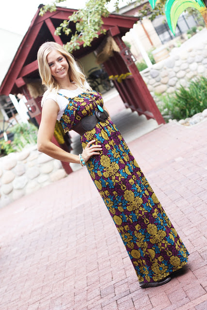 Soho maxi dress Sew Much Ado