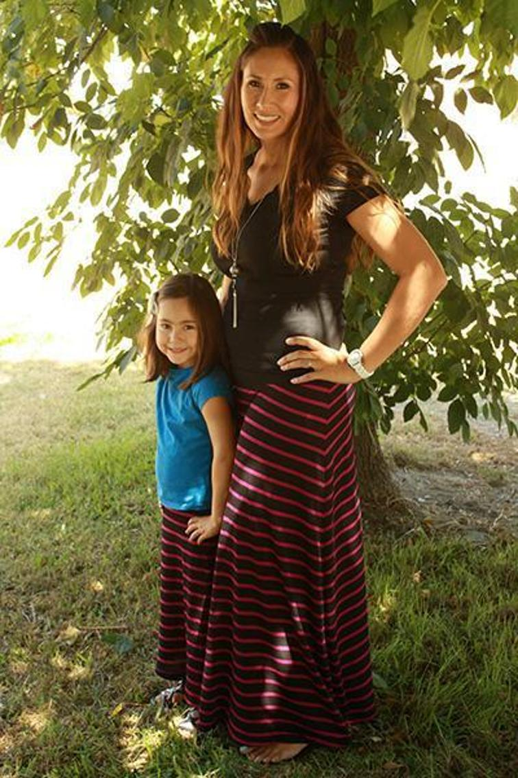 Maxi skirt Modest Eve