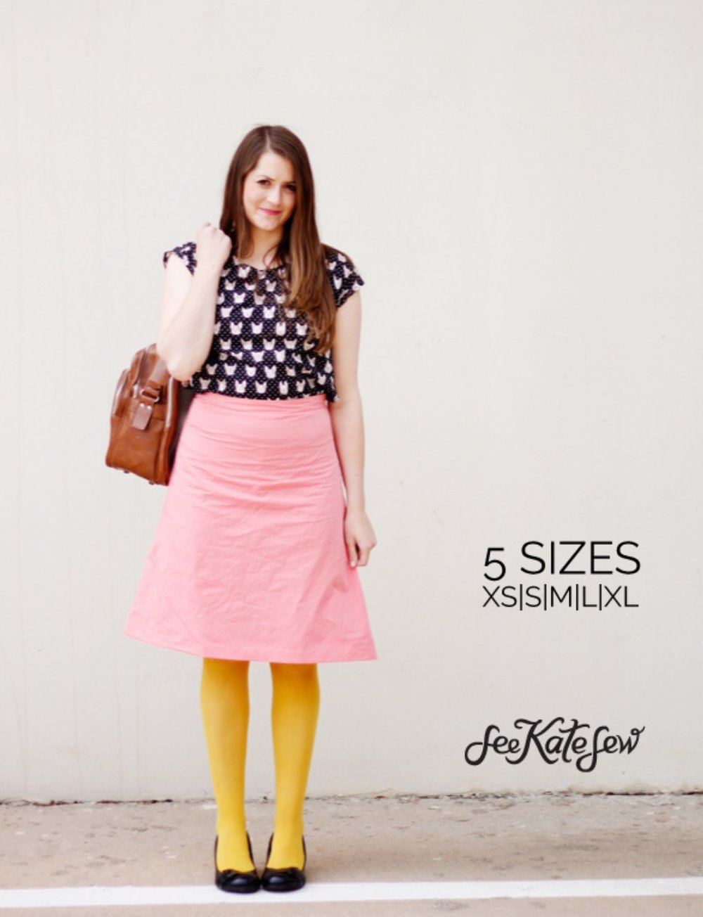 A-line skirt See Kate Sew