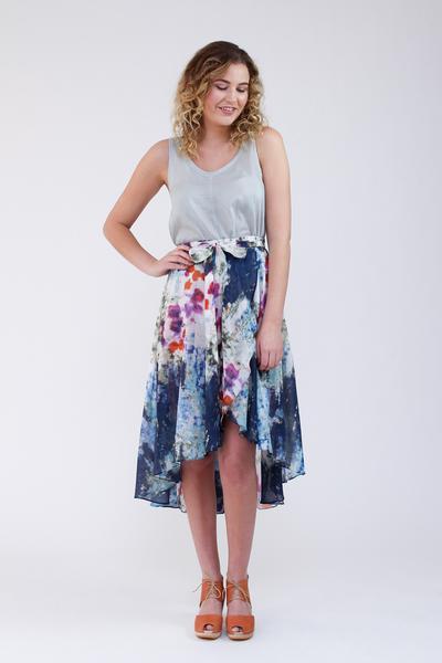 Cascade skirt - Megan Nielsen