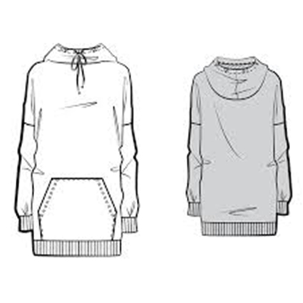 mysig -sweatshirt - kommatta patterns