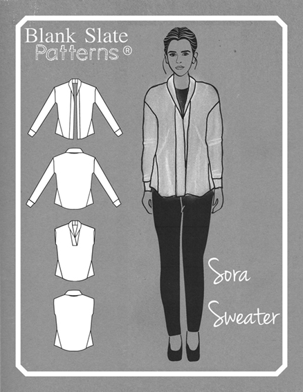sora sweater - blank slate patterns