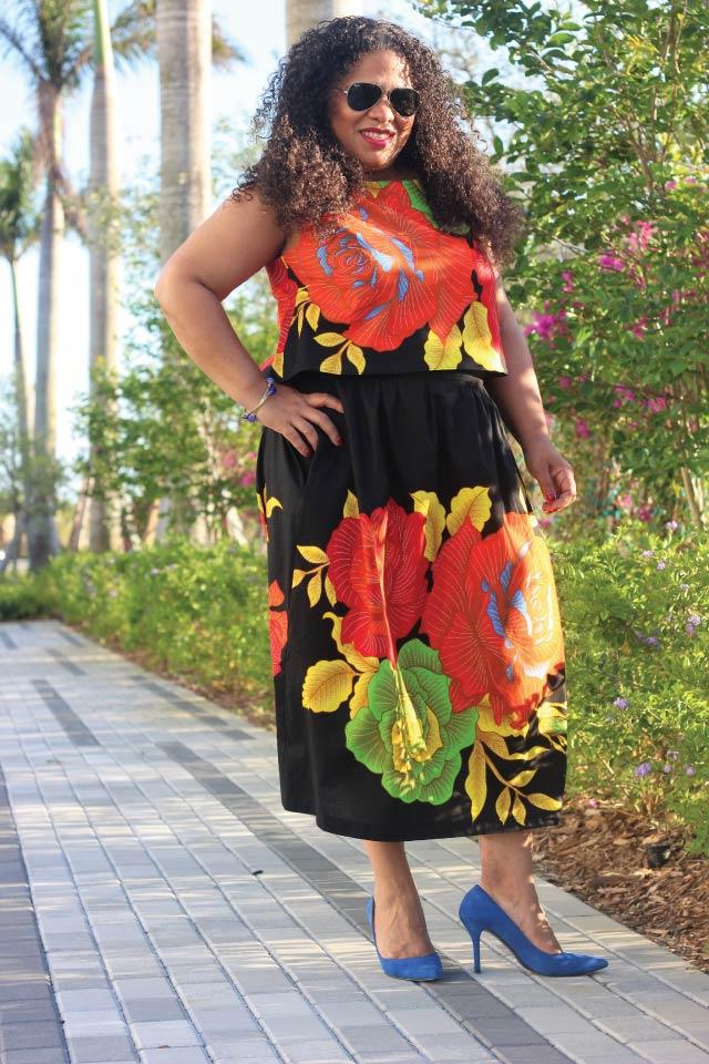 Kate Vintage Tea Dress - Designer Stitch