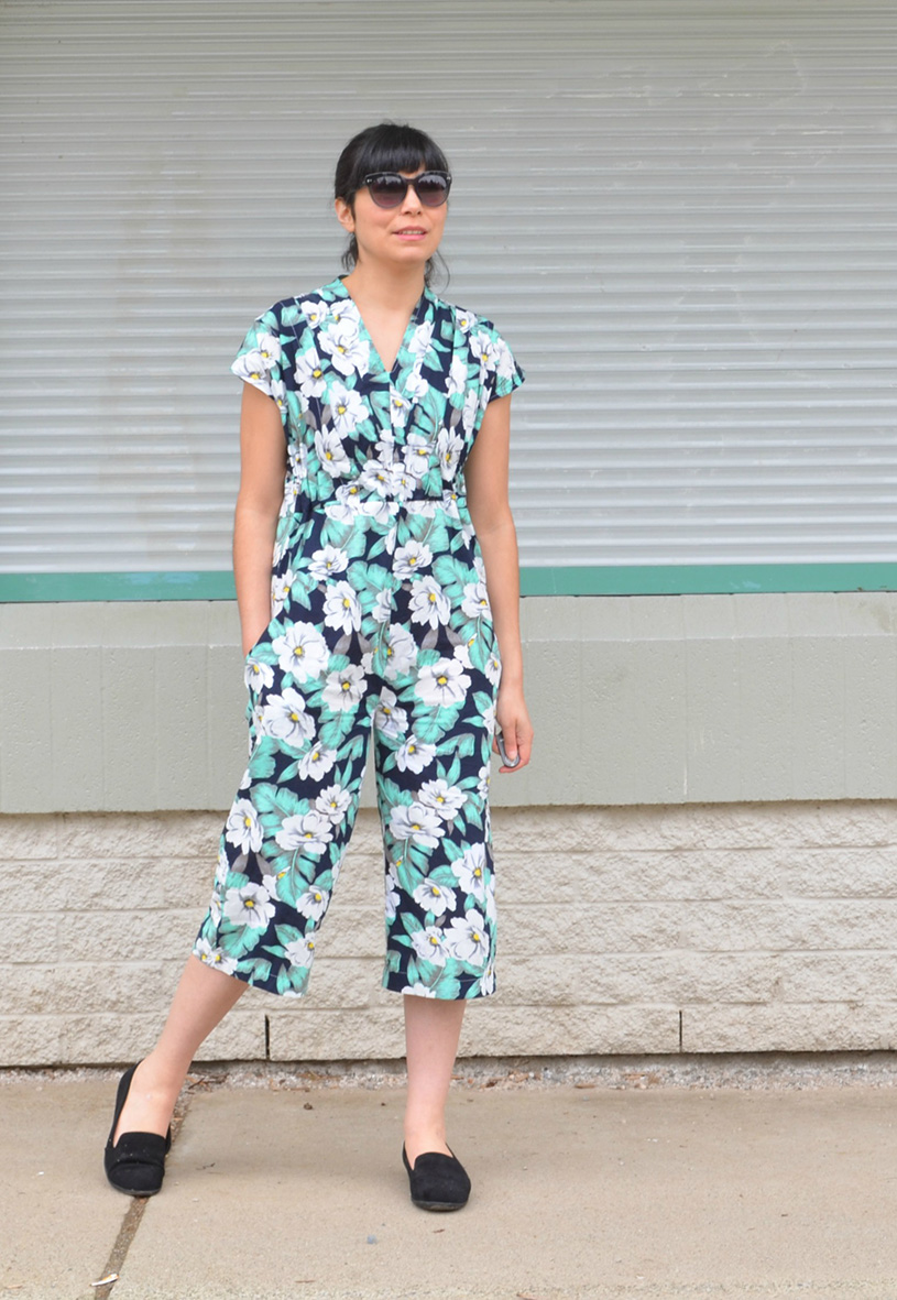 Marla jumpsuit from DG Patterns