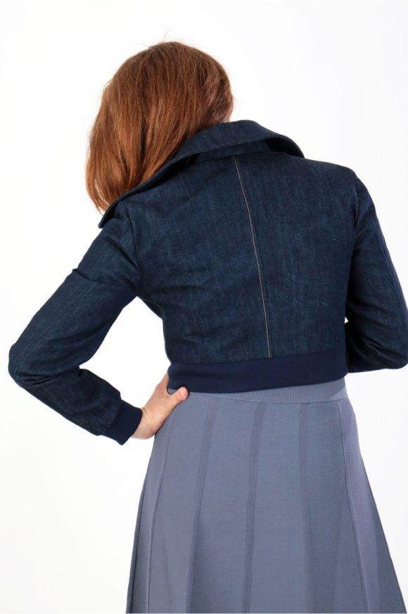 Holly jacket (back) - schnittchen