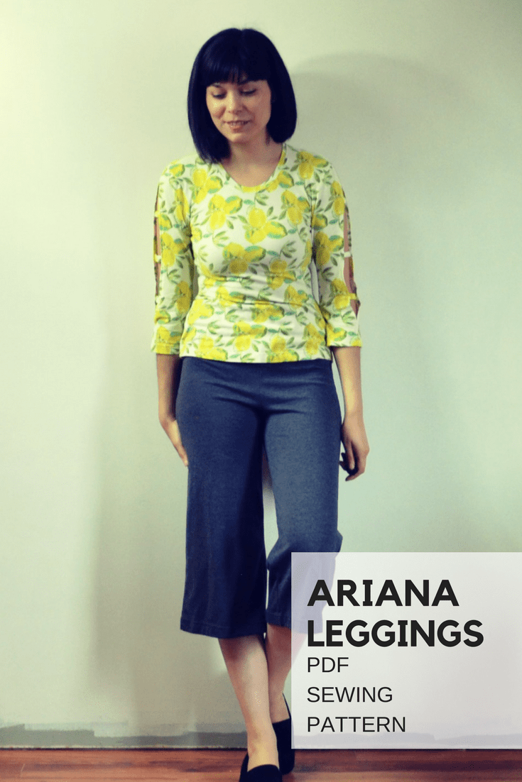 Ariana Leggings from DG Patterns