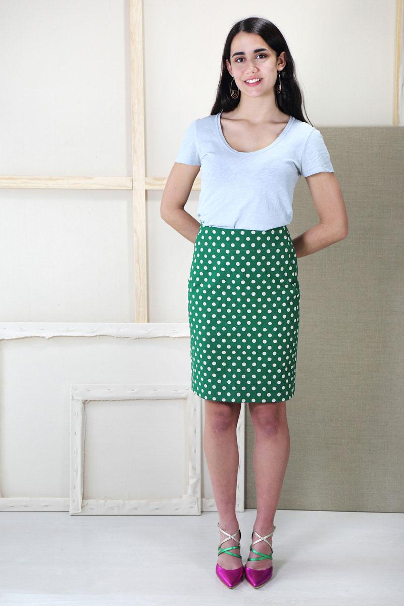 extra-sharp onecil skirt from Liesl + Co.jpg