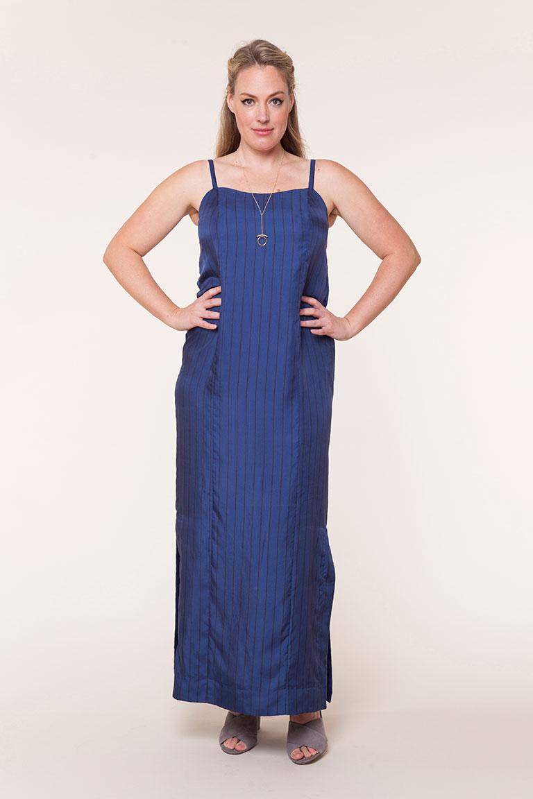 Gwen dress ewing pattern from Colette patterns
