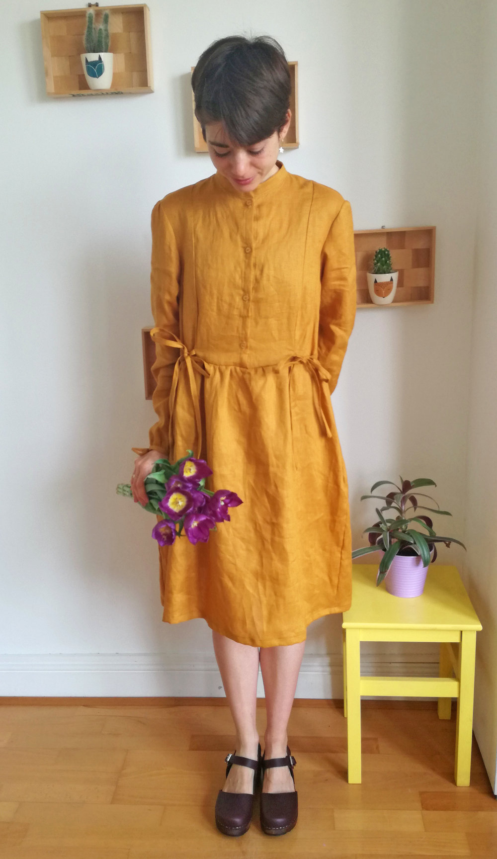 Honeycomb Shirt and Dress - Cocowawa Crafts