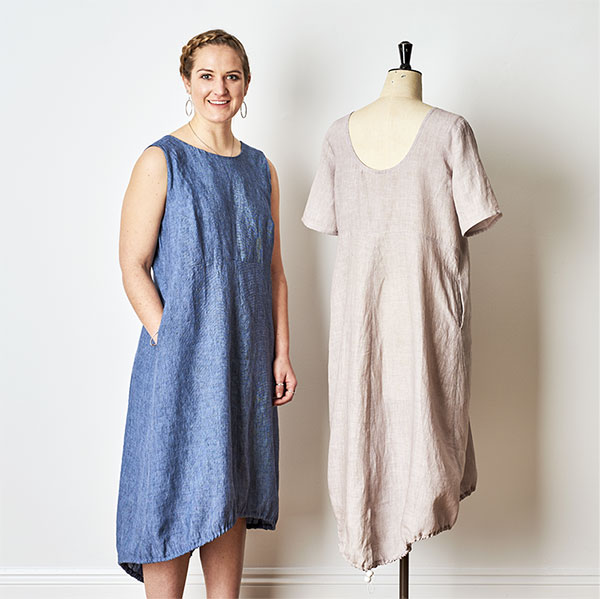 Sun Dress – The Maker's Atelier