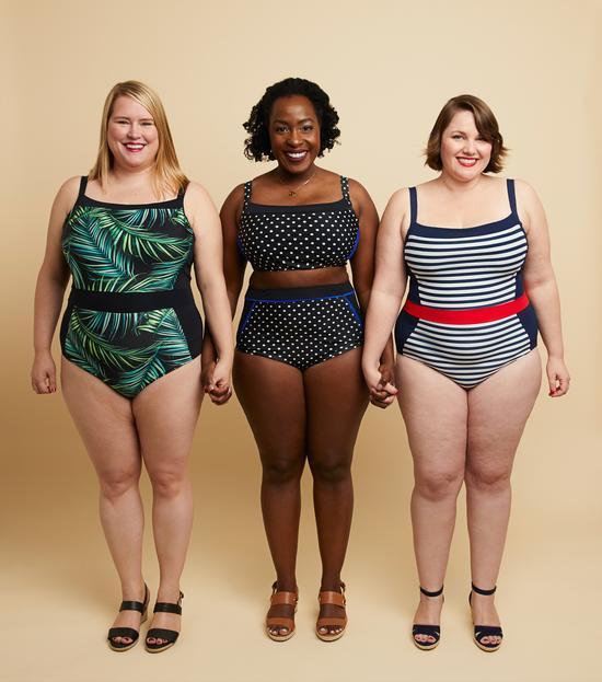 Ipswich swimsuit – Cashmerette
