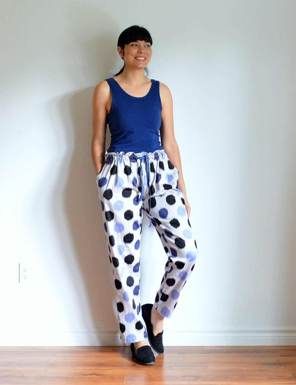 Romina pants - DG Patterns