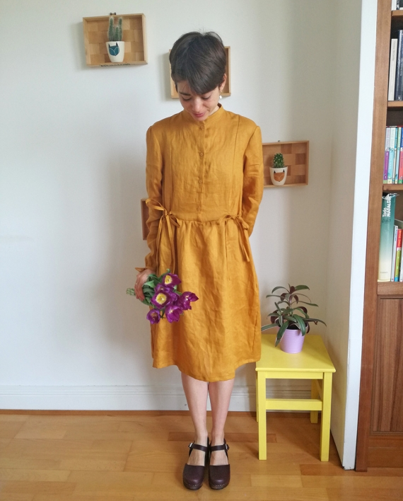 Honeycomb dress & shirt - CocoWawa Crafts