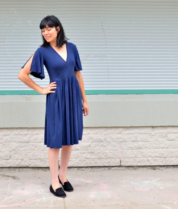 Clare Dress - DG Patterns