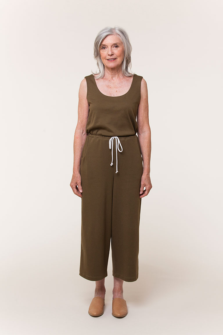 Lucy jumpsuit from Seamwork