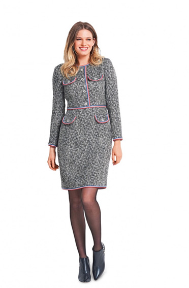 Burda 6385 on The Pattern Pages
