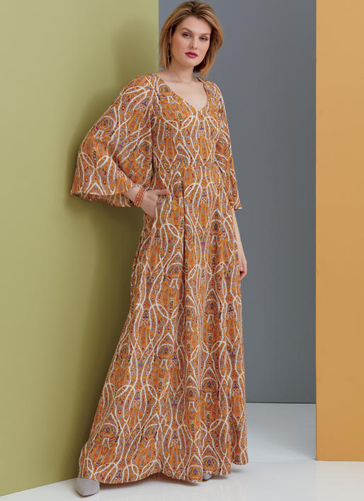 Vogue 9328 - Easy Options Custom Fit range