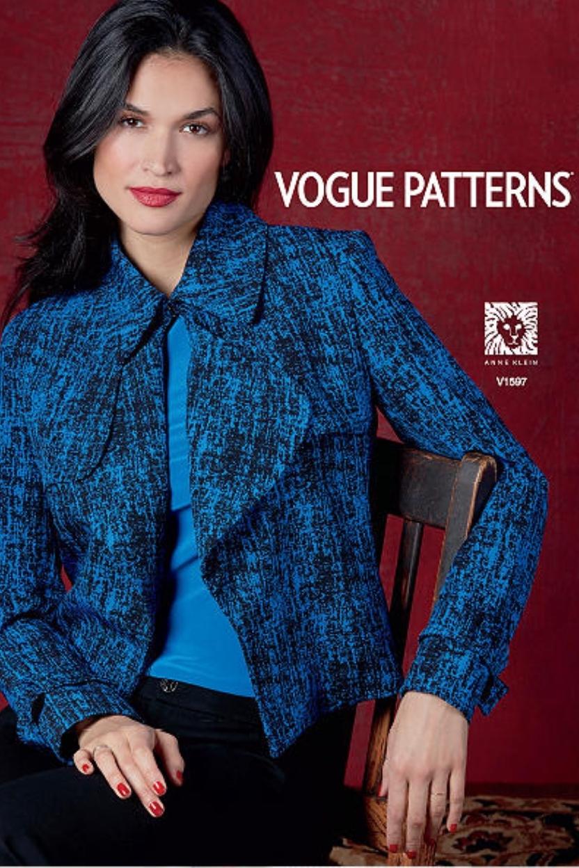 Vogue catalogue cover - fall 2018