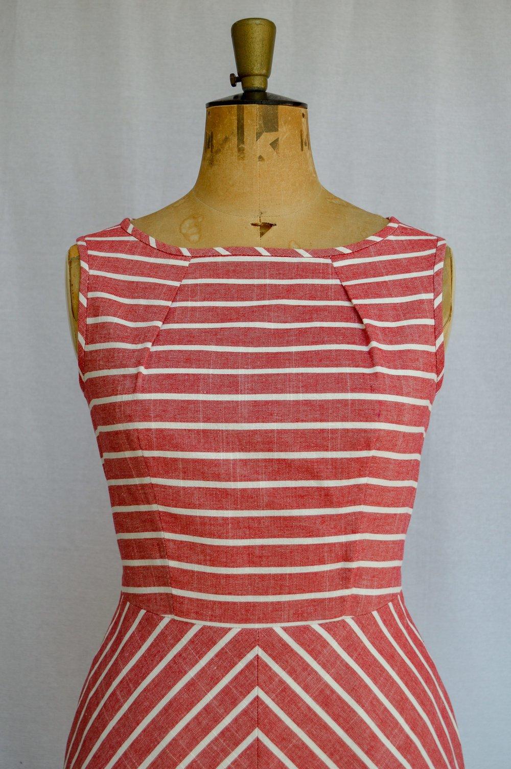Barcelona Dress - Maven Patterns