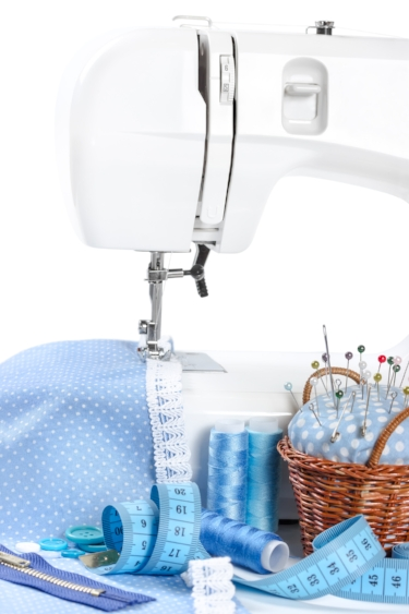 Choosing a sewing machine for making clothes